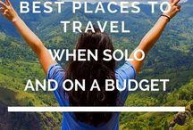 Budget Travel / All things to do with travelling on a budget, without necessarily losing out on experience. Tips, hacks, etc.