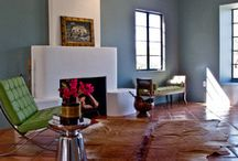 Living room wall colors to match my Saltillo floor