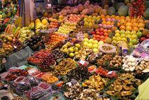 Food Markets I love
