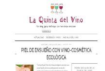 BlogS en colaboración / A aquellos blogs que dedican un poquito de espacio a VIÑALI, tienen un huequito en Pinterest!!!