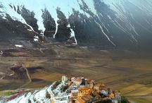 Sibillini Mountains National Park