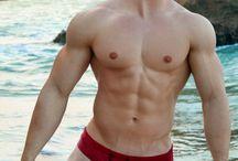 Nick Sandell / American model
