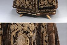 Historical fashion 1610-1650