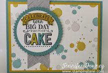 Stampin' Up! - Big Day (SAB)