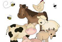 bondgårdsdjur