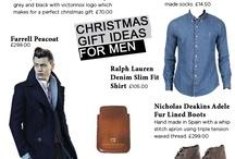 Gift Ideas for Christmas / by Caitlyn Elliott