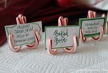 Christmas Buffet Cool Ideas