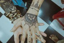 Henna Mehendi Tattoo