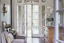 Inspiration-entry and halls / french country, french country decor, french decor, romantic decor, french country decorating, french home, home decor, cottage decor, french style, home decor, Swedish decor