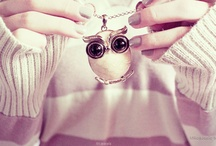 Owl jewerly