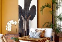 exotic decoration
