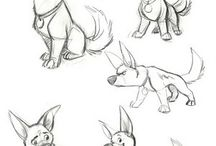 Character Design: Disney / by Nicole Bolin