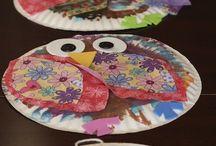 Kunst og håndverksideer i småskolen / Ideer til kunst og håndverkstimer på småskoletrinnet