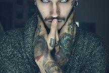Hot Tattooed Guys / Hot guys with ink. Yummy.
