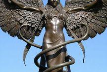 Angels & Sculptures / by Steve Alter