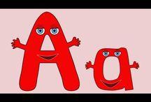 Letterine / Alfabeto