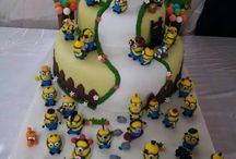 Fantastic fun cakes / Great interesting cakes witch I love