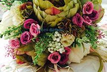 gelin  çiçekleri söz nişan  tepsileri
