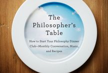 THE PHILOSOPHER'S TABLE / THE PHILOSOPHER'S TABLE is the newest book by Marietta McCarty, New York Times bestselling author of Little Big Minds: Sharing Philosophy with Kids. Crafted around the idea that good food and great conversation can nourish the mind, body and soul—all at the same time—this book provides the necessary ingredients to start a Philosophy Dinner Club. Each chapter covers a new philosophy, one for each month of the year, and includes charming ideas from all corners of the world. / by TarcherBooks