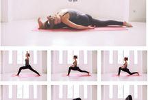Yoga Goals!! / by Mellissa Mariah