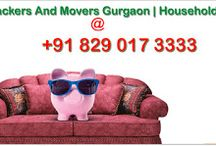 Packers And Movers Gurgaon - Best Trouble Free Moving Associations In Gurgaon