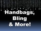 Handbags, Bling & More! / Check out the Trendy website www.handbagsblingmore.com / by handbagsblingmore