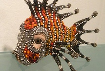 critters beaded