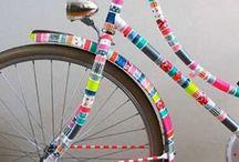 fancy bikes!