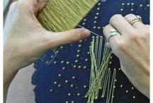 çivi string art
