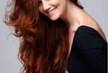 cabellos rojo