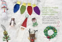 Holiday Crafts for Kids / by Michelle Holt