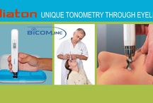 HOME TONOMETER - TONOMETRY FOR HOME / Personal USE / Home tonometry with Through the Eyelid Tonometer Diaton http://www.HomeTonometer.com