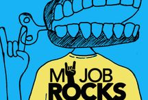 MY JOB ROCKS / My Job Rocks is an engaging, teen-oriented program that introduces Canadian youths to potential and trending career paths they otherwise may not know exist.