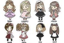 Lolita divat