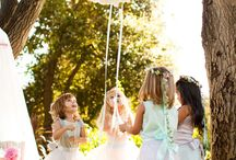 Little Girl Birthday Parties / by Sara Knight