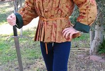 medieval soft kit / 14th and 15th century soft kit inspirations