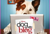 Dog with  a blog and other Disney (and nickelodeon)  films