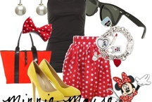 Disneybound Outfits / by Jenny Beasley