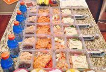 refeições pré preparadas