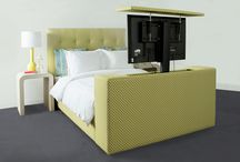Beds by Avery Boardman / At Avery Boardman we build more than just a bed. We build a piece for you to store your extra blankets, disguise your television, and overall fit perfectly into your lifestyle. Take a look at some of our most popular models.