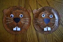 Cute crafts for kids / by Julia Patrick