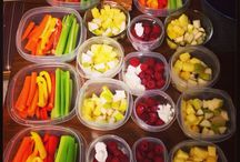 Healthy Snacks / Meal prepping and healthy snacks for on the go! Clean eating, nutrition and simply delicious food. For more tips checkout my Instagram @melissabourdages
