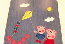 Мои работы / Peppa pig