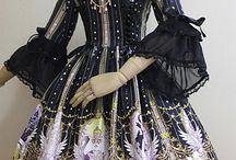 Elegant Gothic Lolita/Sweet Lolita Or How I'm Going to Start Dressing at 40
