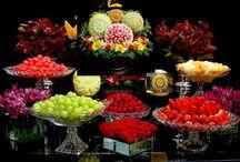 Fruit hapjes