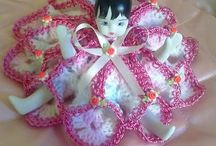 bambola bomboniera