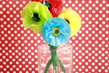 handmade flowers / by Michelle Nance