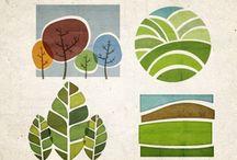 Organic logo farm