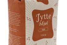 Glutenfrie melsorter / Glutenfritt mel som kan kjøpes i Norge