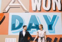 #Graffiti #Backdrops for your #Wedding / When your in a business you are always looking for trends, well on your #wedding day, standing in front of a #Graffiti or #painted #wall is definitely the thing to do.
